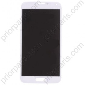 For Galaxy S5 G900 LCD Screen Assembly white Grade T