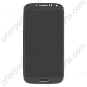 For Samsung Galaxy S4 i9500 LCD screen Assembly with front housing Black