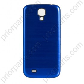 Metal Brushed Back Cover for Samsung Galaxy S4 i9500 Dark Blue