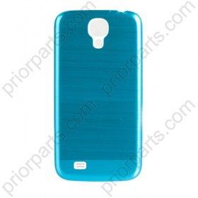 Metal Brushed Back Housing Cover for Samsung Galaxy S4 Baby Blue