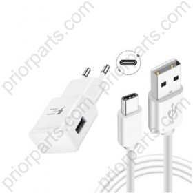 for samsung S8 charger and usb cable type c Europe version