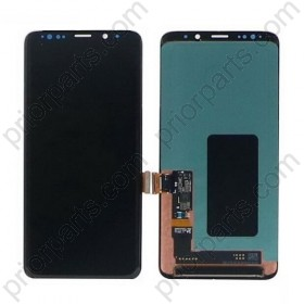 New for SAMSUNG Galaxy S9 Plus Edge G965 Screen Display With Adhesive