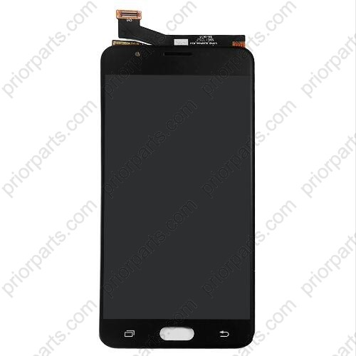 for samsung galaxy j7 prime lcd display g610 digitizer assembly black. Black Bedroom Furniture Sets. Home Design Ideas