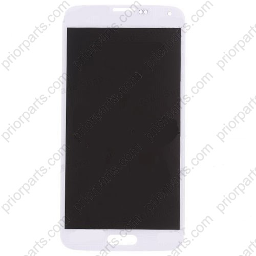 For Samsung Galaxy S5 G900 Lcd Screen Assembly White