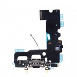 For iPhone 7 4.7'' Charging Port Flex Cable Charging dock assembly Black