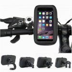Bike Cellphone Case Bag Mountain Waterproof Phone Bag Holder on Bicycle
