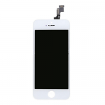 "For iPhone SE 4.0""  LCD Display Screen Complet White Grade T"