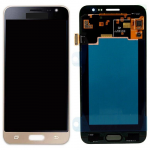 For Samsung Galaxy J3 lcd display assembly Gold Grade T