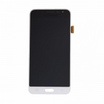 For Samsung Galaxy J3 lcd display assembly White Grade T
