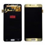 For Samsung Note 5 N920 lcd display assembly Gold