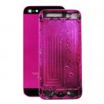 For iPhone 5 Back Cover Housing Rose