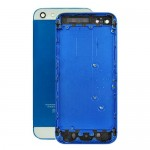 For iPhone 5 Back Housing Replacement Dark Blue