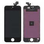 For iPhone 5 LCD display screen assembly Black