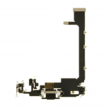 Charging Flex For iPhone 11 Pro Max USB Charger Port Dock Connector Mic Flex Cable Without IC