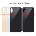 Back Glass for iPhone XS Max Battery Cover Housing Door With Adhesive