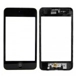 For iPod Touch 3rd Gen Digitizer Assembly With Home Button Front Frame