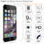 for iPhone 6 Tempered Glass Screen Protector 4.7 Inches Film Touch Sensitive  9H 0.25mm Hard Glass Anti Scratch Premium Clear