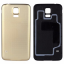 For Samsung Galaxy S5 G900 housing battery Door back cover Gold