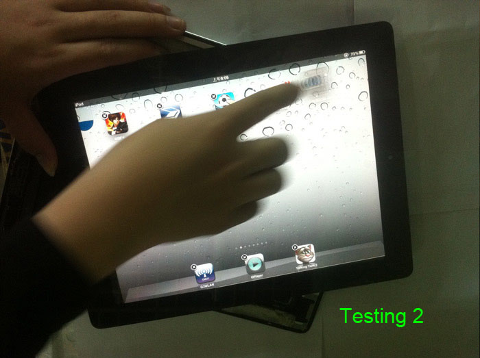 ipad 3 digitizer testing 2