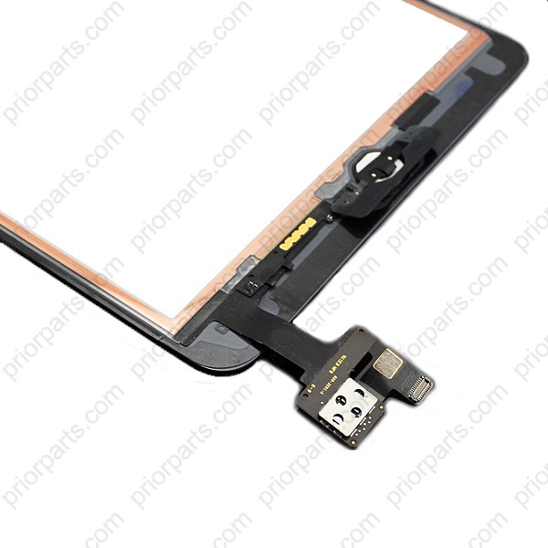 ipad mini digitizer assembly with IC Connector chip home flex button