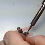 iPad Mini Digitizer IC Connector Soldering